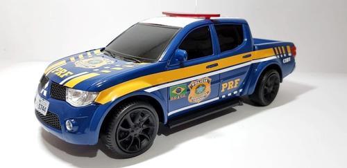 Miniatura Viatura Vtr Prf Policia Rodoviaria Federal