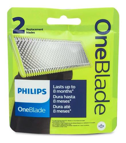 Lâmina Dupla Phillips Oneblade - Qp220/51