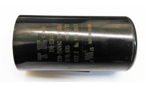 Capacitor Eletrolítico 270/324uf 220vca Original