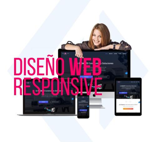 Sitio Web Básico, Diseño Paginas Web