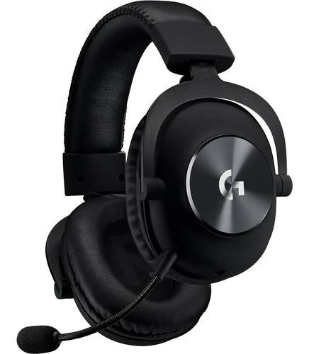 Auricular C/micrófono G Pro X Gaming Headset Logitech Bgui