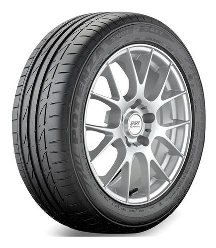 Pneu 225/45r19 Bridgestone Potenza S001 92w Runflat -x1 - X2