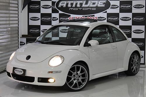 Volkswagen New Beetle 2.0 Mi 8v Gasolina 2p Automático 2010
