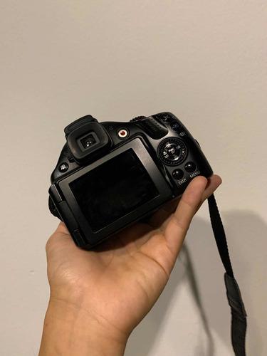 Câmera Semi Profissional Canon Sx40 Hs Usada Perfeito Estado