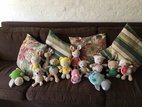 Muñecos Crochet Amigurumis Apego Bebes Y Niños