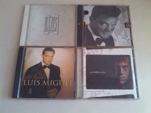Cd Luis Miguel Varios Original