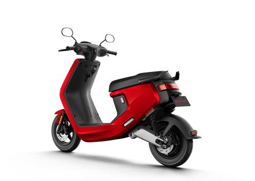 Moto Eléctrica Niu Mqi+ Sport - Roja