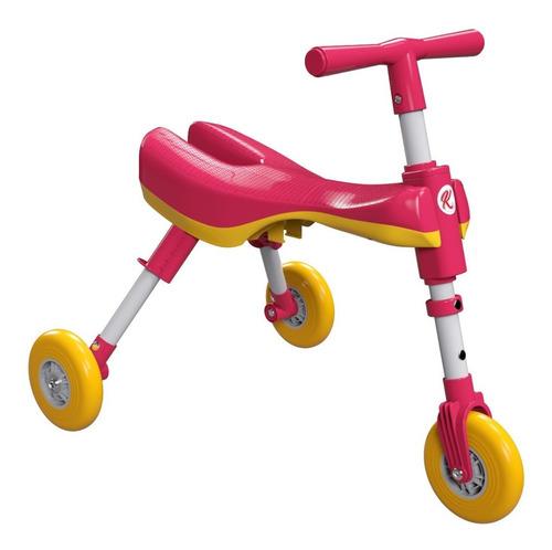 Bicicleta Andador Sem Pedal Infantil Equilíbrio Bimba