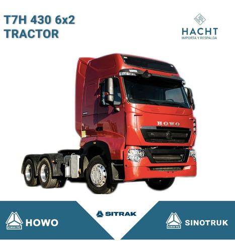 Sinotruk T7h 430 6x2 Tractor Sitrak