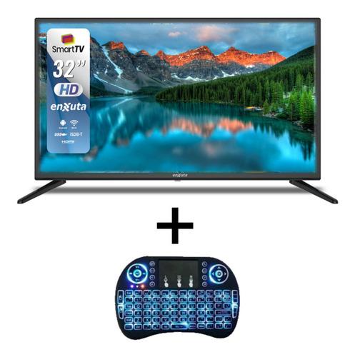 Tv Led Smart Tv Enxuta 32  - Vir