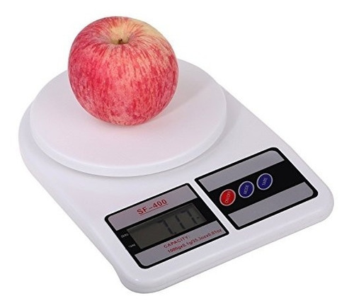 Balanza Digital 10 Kilos Precision 1 Gramo Cocina Reposteria