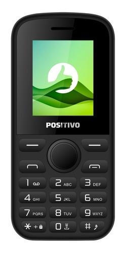 Celular Positivo Rural Dual Sim Tela 1.8 P220 C/rádio