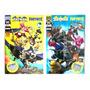Revista Batman Fortnite Vol1, 2/traje Arlequina/asa Do Batman