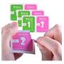375 Unidades Lenços Limpa Tela Peliculas Smartphones 3d 5d