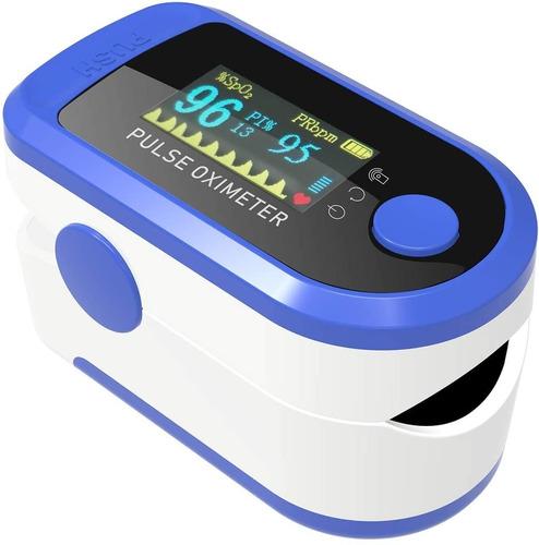 Oximetro, Pulsoximetro, Oxigeno, Cardiaco Adulto Pediatrico
