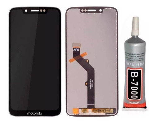 Tela Display Lcd Touch Frontal Motorola Moto G7 Play Xt-1952