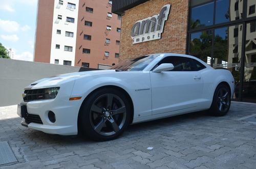Chevrolet Camaro Ss 6.2 V8  Gasolina 2p Automático Blindado