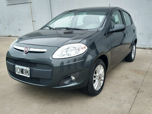 Fiat Palio 5p 1.6 Essence Pack Seg 2015 Impecable!!
