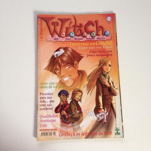 Revista Gibi Witch  As Bruxinhas Os Segredos Tarô  N°15