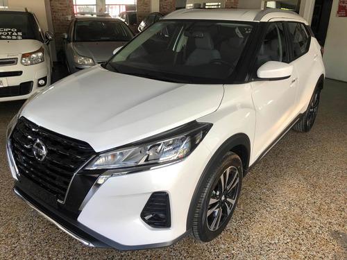 Nissan Kicks Full At Linea Nueva Blanca