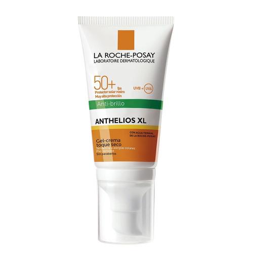 Protector Solar La Roche-posay Anthelios Toque Seco En Crema Fps50 X 50ml