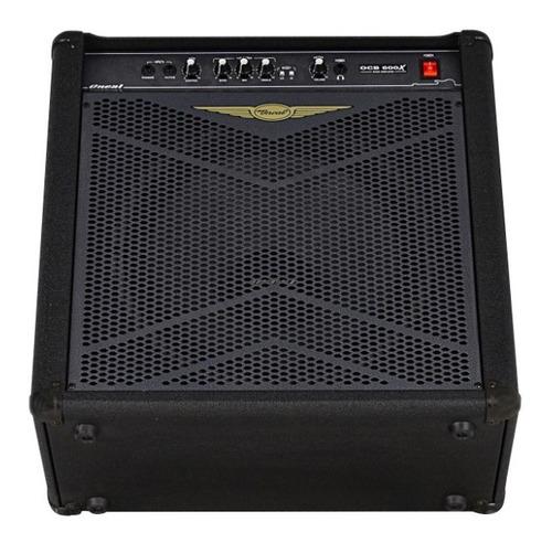 Cubo Amplificador Baixo Oneal Ocb 600x - 200 W Rms