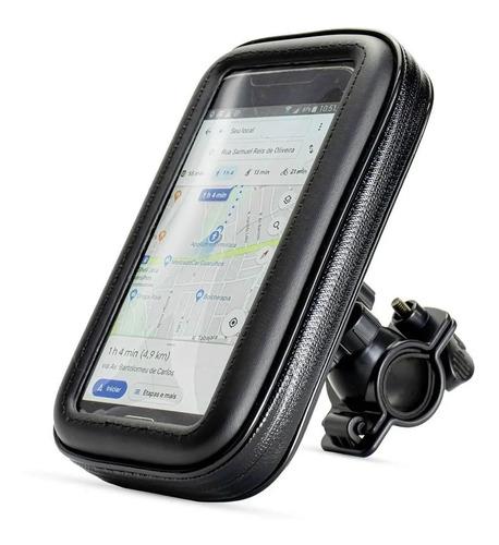 Capa Suporte De Celular Protetora De Chuva Pra Moto Barato