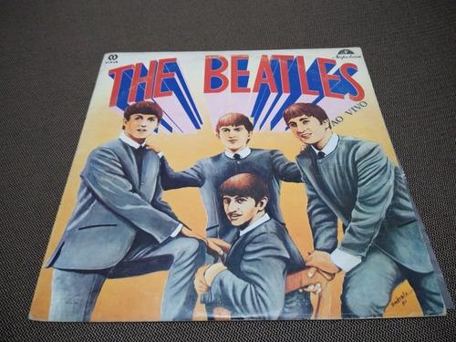 Lp Vinil The Beatles Ao Vivo