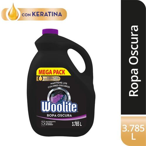 Woolite Detergente Liquido Ropa Oscura 3785ml