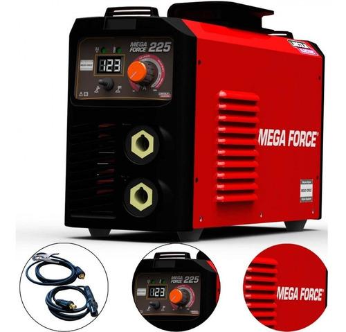 Máquina De Solda Inversora Mega Force 225a  K69069-1 Lincoln
