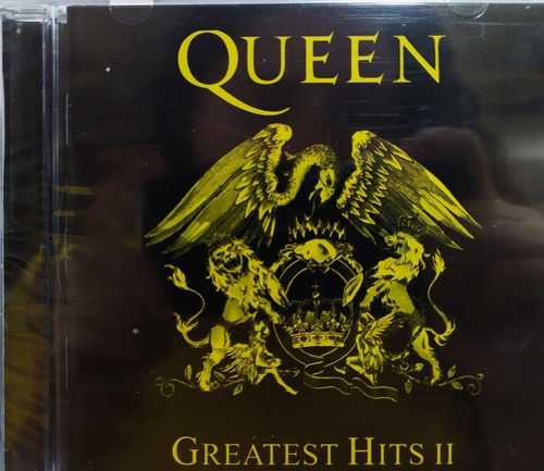 Queen - Greatest Hits Vol 2,    C D Nuevo Sellado