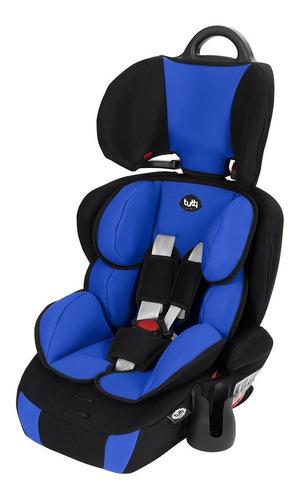 Cadeira Infantil Para Carro Tutti Baby Versati Azul 9 À 36kg