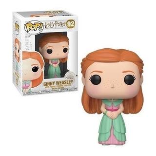 Funko Pop Harry Potter Ginny Weasley 92 Figura Original Edu