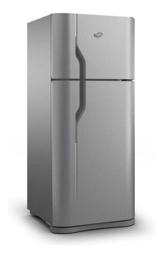 Heladera Gafa Hgf357af Gris Plata Con Freezer 282l 220v