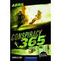 Livro Conspiracy 365 Livro 04 Abril Contra O Relógio