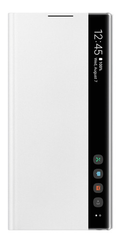 Capa Clear View Cover Original Para Samsung Galaxy Note 10