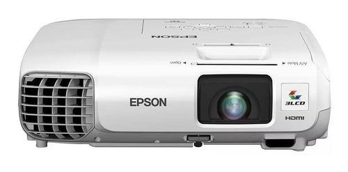 Projetor Epson Powerlite S27 2700lm Branco 100v/240v