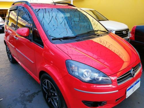 Fiat Idea Sporting 1.8 Flex Mt 2011