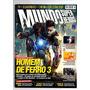 Revista Mundo Dos Super Heróis Homem De Ferro 3 Nª 42