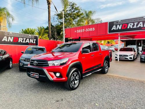 Toyota Hilux Sr Challenger 2.8 Vermelho 2018