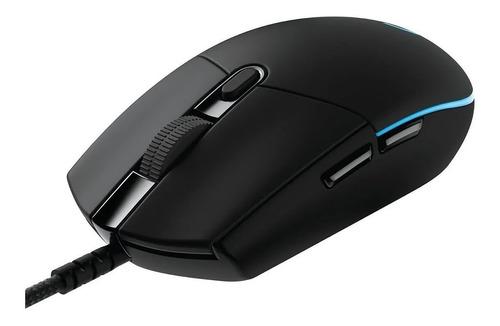 Mouse Gamer Logitech G Pro Gaming Sensor Hero 16000 Dpi Rgb