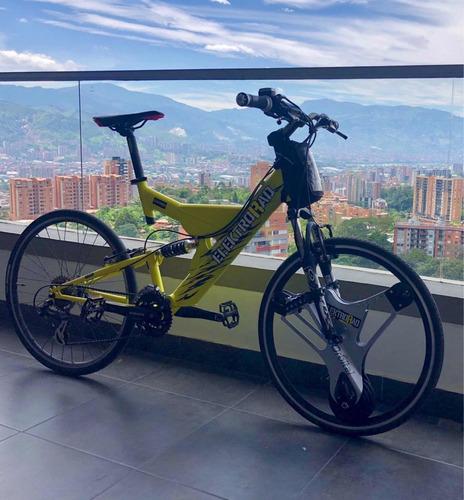 Bicicleta Eléctrica Trek/georbital 26