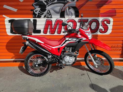 Honda Nxr 160 Bros Esdd 2020 Especial Edition Bel Motos