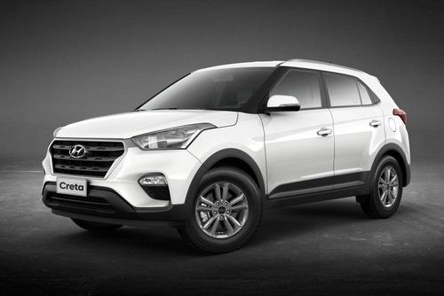Hyundai Creta 1.6 16v Flex Smart Plus Automático 2021/2021
