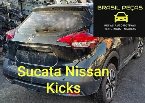 Sucata Nissan Kicks