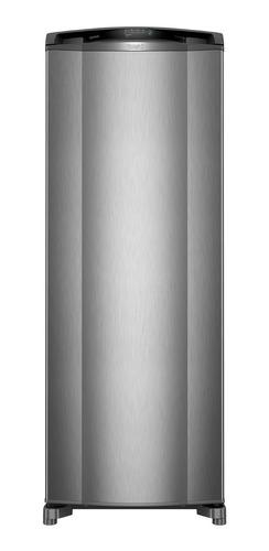 Geladeira Consul Frost Free 342 Litros Cor Inox Crb39ak