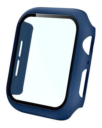 Case Bumper Silicone C/ Película Compatível Apple Watch Iwo