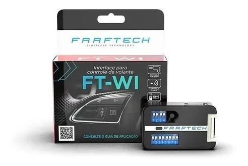 Interface Controle De Volante Ft wi Faaftech