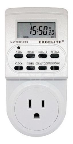 Temporizador Programable Digital, Timer, Reloj 1650w
