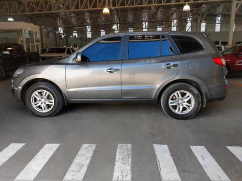 Hyundai Santa Fe 2.4 Gls 2012 Gris Oscuro 5 Puertas